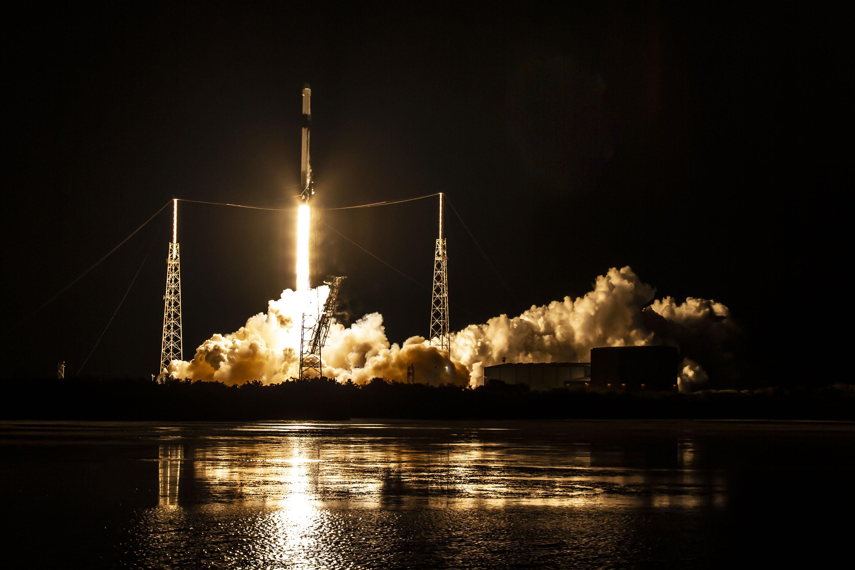 Start rakiety Falcon 9 z misją CRS-20